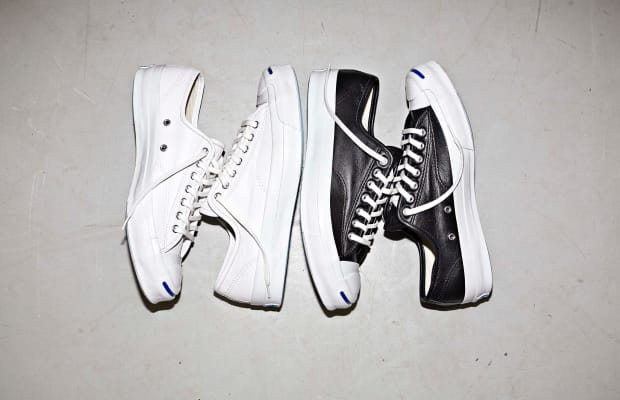 Plush Purcells | Converse releases the Jack Purcell Signature Leather