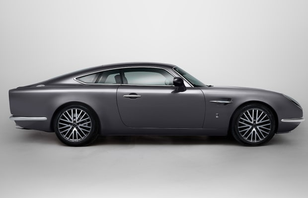A fresh look at the David Brown Speedback GT