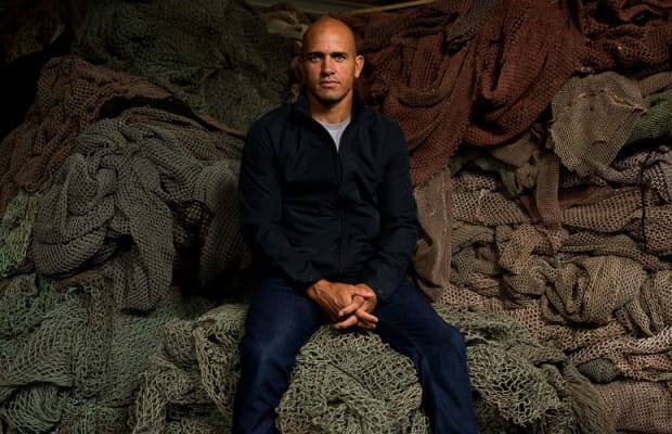 Kelly Slater launches his new menswear line, Outerknown
