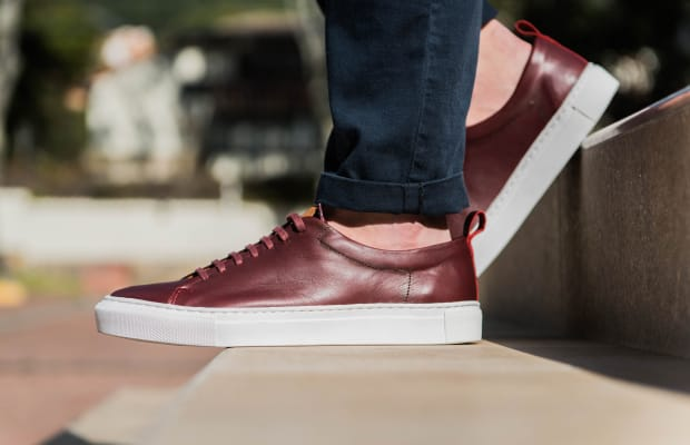 Beckett Simonon expands their new premium line with a trio of luxury sneakers