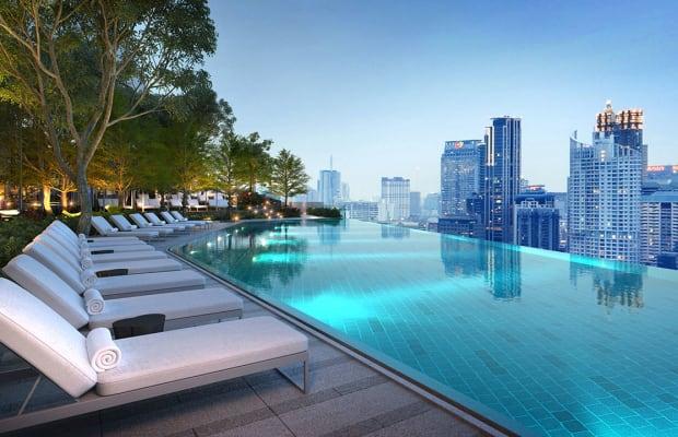 The Park Hyatt adds a luxurious new property to Bangkok's skyline