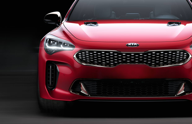 Kia's Stinger takes the brand into a new direction