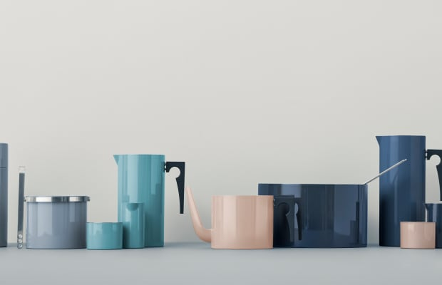 Stelton celebrates the 50th Anniversary of Arne Jacobsen's Cylinda-line