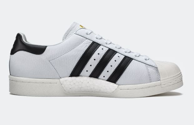 adidas brings Boost to the Superstar