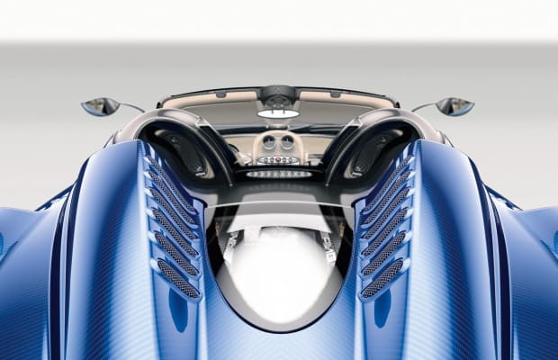 Pagani reveals an open-top masterpiece