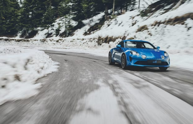 Alpine reveals the all-new A110