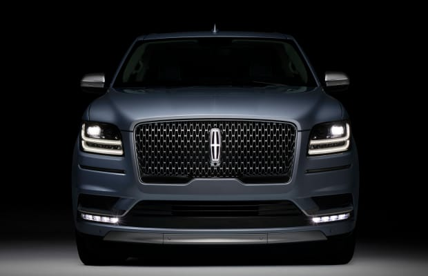 Lincoln dials up the luxe with its all-new Navigator