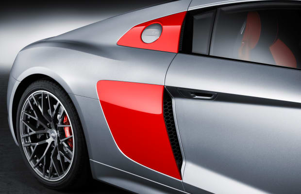Audi's latest limited edition celebrates its customer racing division