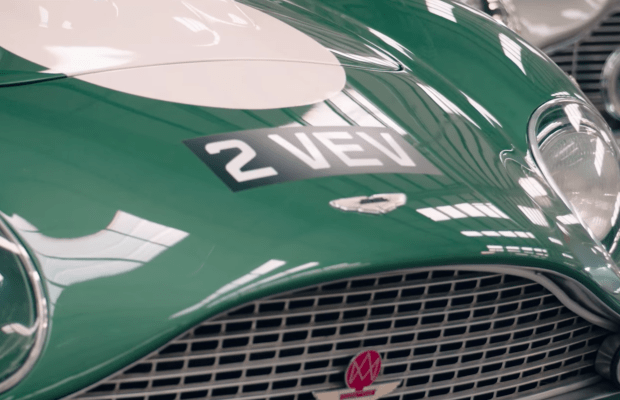 Aston Martin shows the world what over $80 million worth of cars looks like