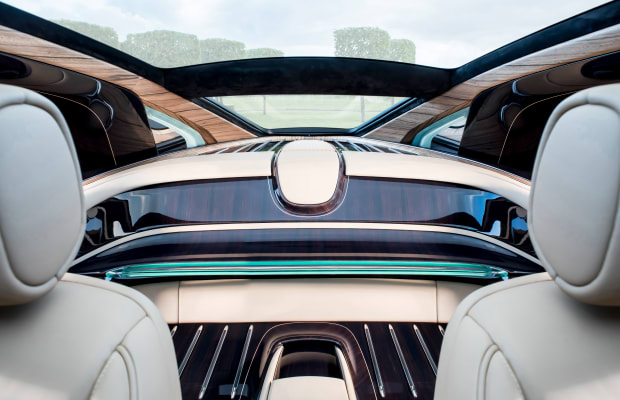 Rolls Royce builds the ultimate coupe for one yacht-loving customer