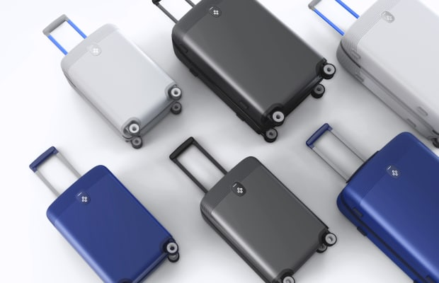 Bluesmart's Series 2 line features everything you'd need in a smart suitcase