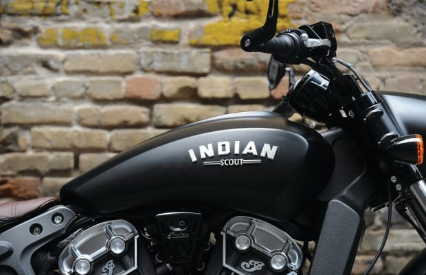 Indian strips it down with the 2018 Scout Bobber