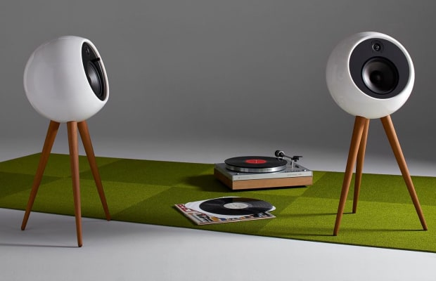 Bossa releases a wireless speaker for lovers of mid-century design