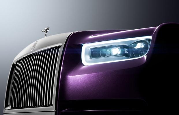 Rolls-Royce reveals the eighth generation Phantom