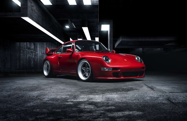Gunther Werks' 400R is a modern and powerful take on the 993