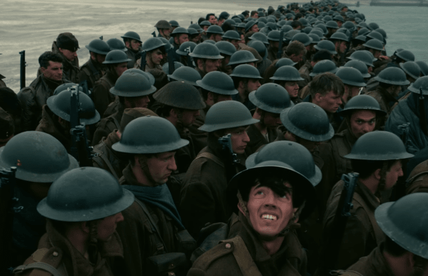 Christopher Nolan teases a look at next summer's Dunkirk