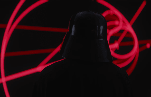 Your favorite Sith Lord returns in the full trailer for Rogue One: A Star Wars Story