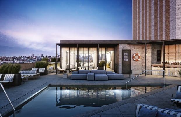 The Robey brings minimalist luxury to Chicago's Wicker Park