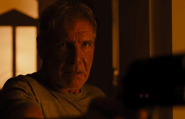 Deckard returns in Blade Runner 2049