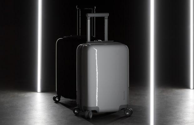 Incase's NoviConnected Luggage maximizes storage in a smart hardshell