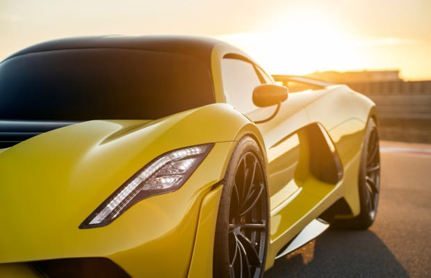 Hennessey Performance's F5 Venom has its sights set on being the fastest road car on the planet