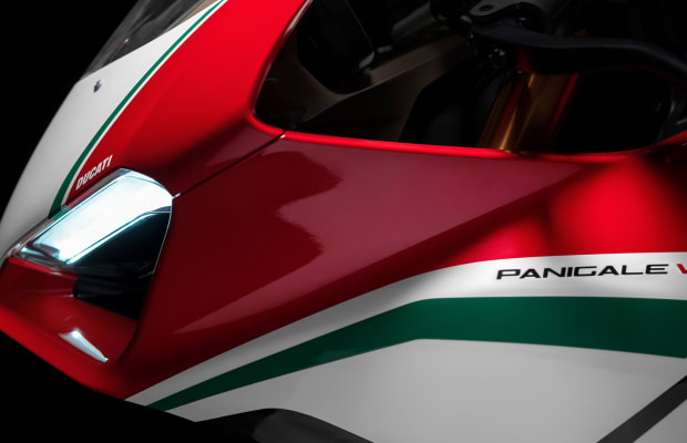 Ducati's Panigale V4 is set to deliver racing-derived power and road supremacy
