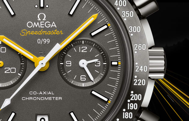 Omega releases a special edition Speedmaster for the Porsche Club of America