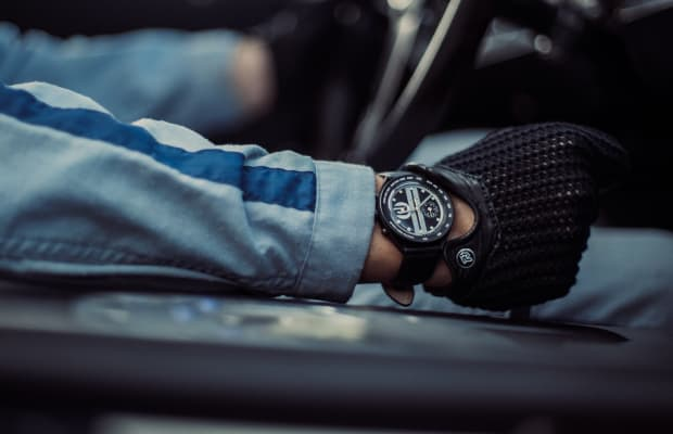 Autodromo announces its Ford GT-inspired Endurance Chronograph