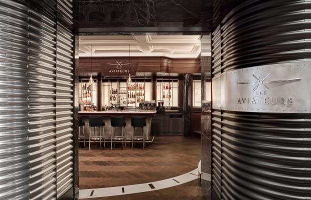 IWC opens a whiskey-filled refuge at their Rue du Rhône boutique