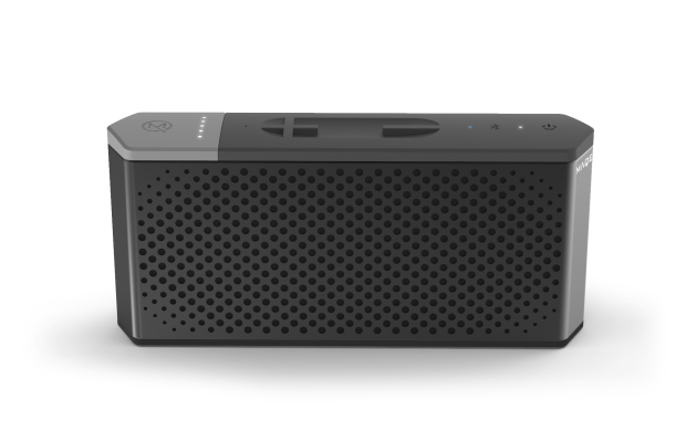 MAQE keeps the party going and going with their SOUNDJUMP wireless speaker