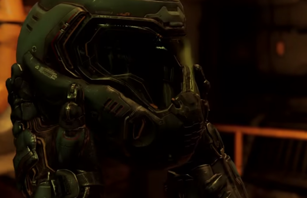 Doom returns to consoles and PCs in Spring 2016