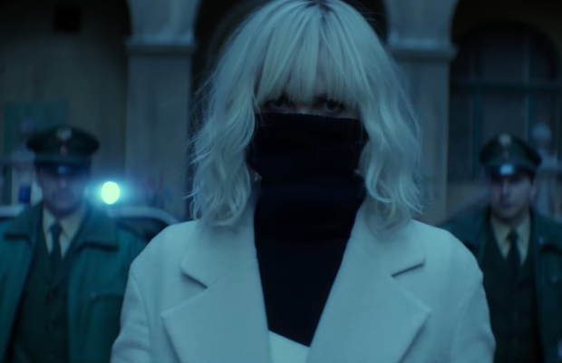 Charlize Theron is England's most deadly weapon in Atomic Blonde