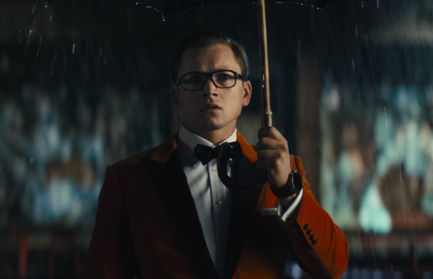 "Kingsman previews its return this fall with ""The Golden Circle"""