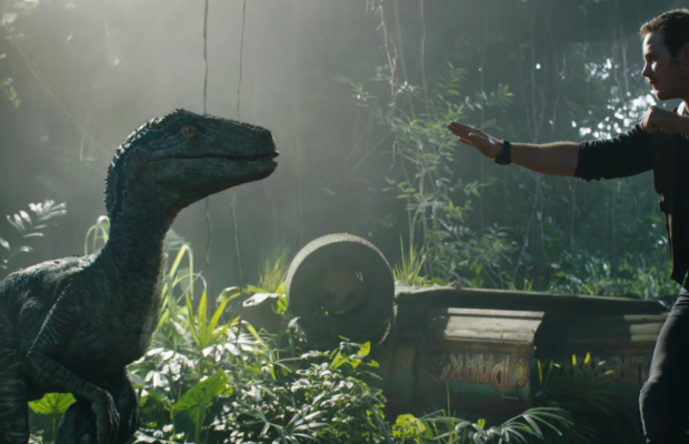 Jurassic World is back with more dinos and more Goldblum
