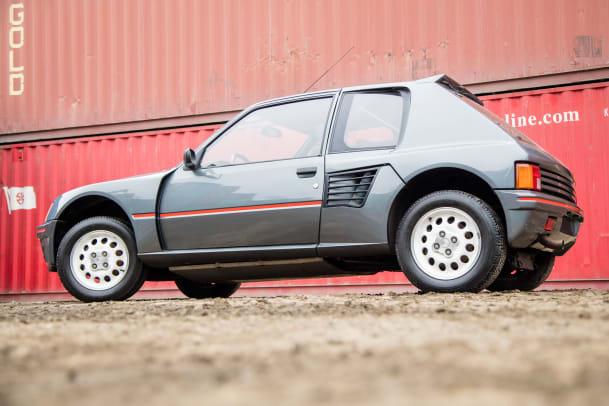 1985 Puegeot 205 Turbo 16 11