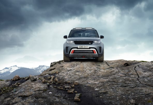 Land Rover Discovery SVX - Concept Vehicle Shown_8