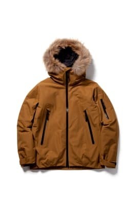 GOLDWIN INSULATION PARKA BROWN .JPG