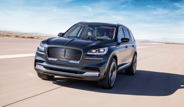 Lincoln Aviator 1