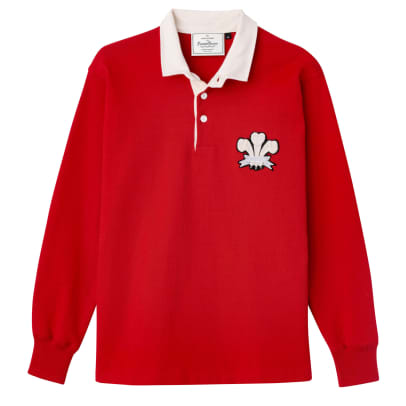 new white background rugby - wales