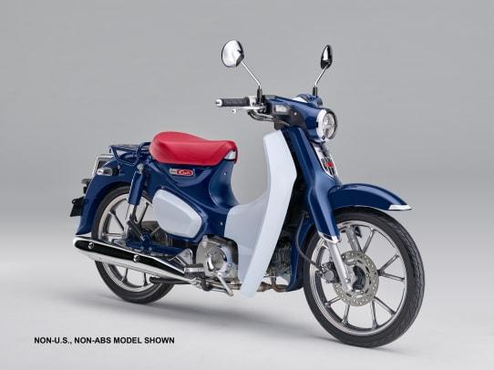 19 Honda Super Cub C125_34R