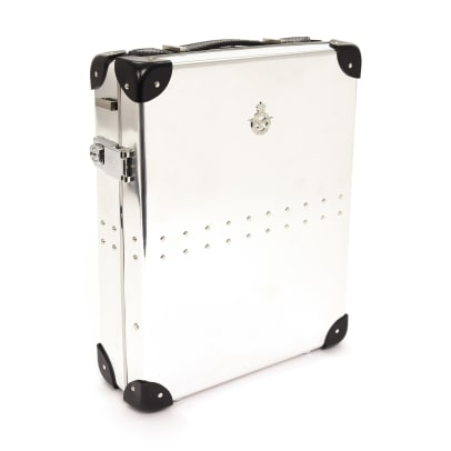 "17"" Slim Attache, RRP £1,700 - Globe-Trotter [6]"