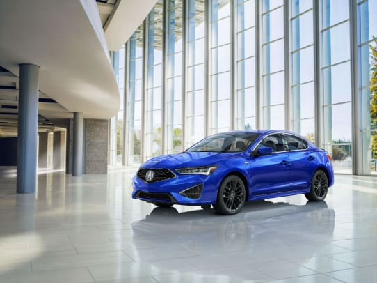 04 2019 Acura ILX A-Spec