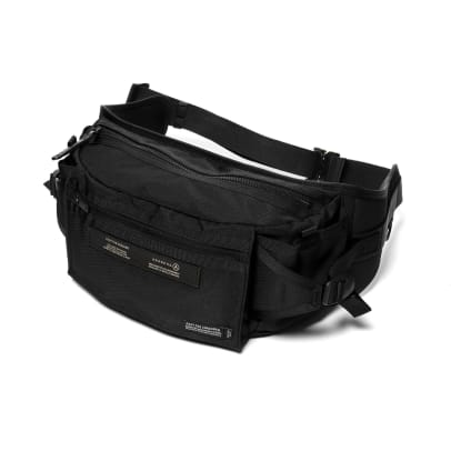 foot-the-coacher-X-Porter-Waist-Bag-BLACK-RIPSTOP-1_2048x2048