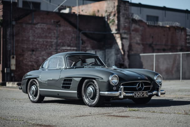 BaT Gullwing