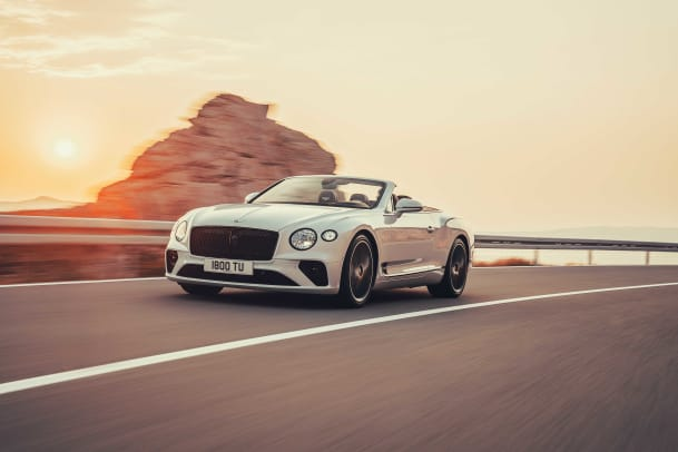 Bentley Continental GT Convertible 2