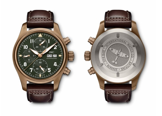 IWC-Pilot-Chronograph-Spitfire-bronze-IW387902