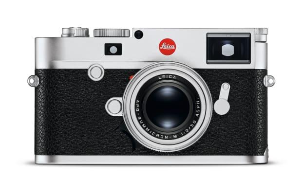 Leica M10-R_silver_APO-Summicron-M 50 ASPH_front_CMYK