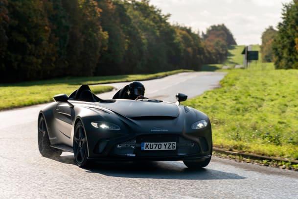 2_Aston Martin V12 Speedster Prototype