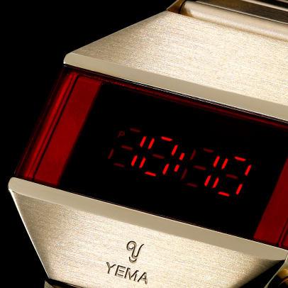 YEMA led zoom dial