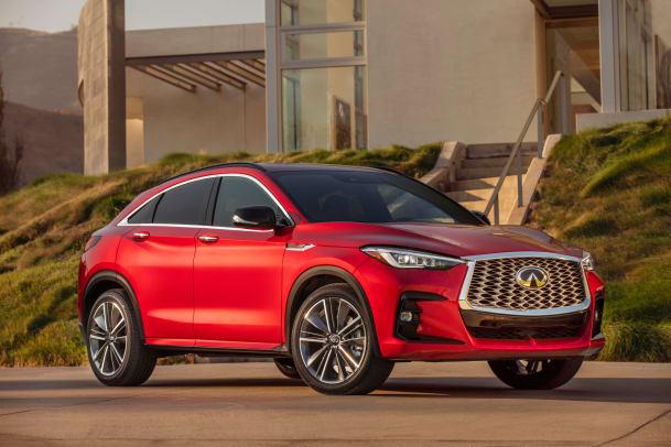 All-new 2022 QX55 AWD – 4J6A4269